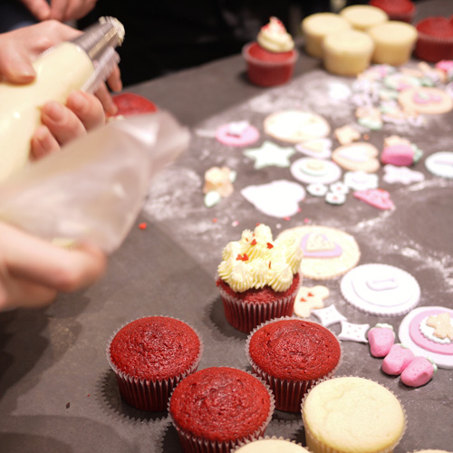 Baking Courses Cupcake Decorating Workshops - Birthday Party Package by Cupcake Central