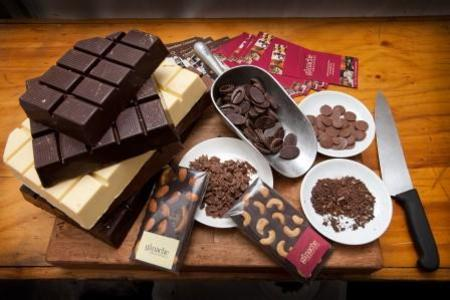 Baking Courses The Taste of Chocolate by Gânache Chocolate