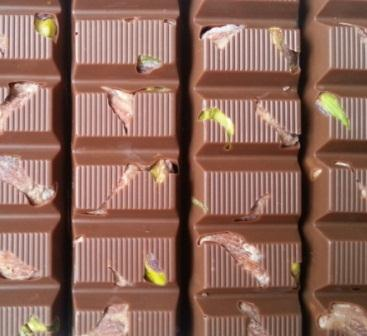 Baking Courses Create Unique Chocolate Bars by Gânache Chocolate