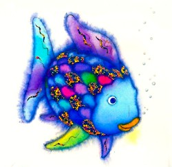 Kids Activities Kids Art Workshop - Rainbow Fish 4-10yrs Malvern Studio by The Art Factory