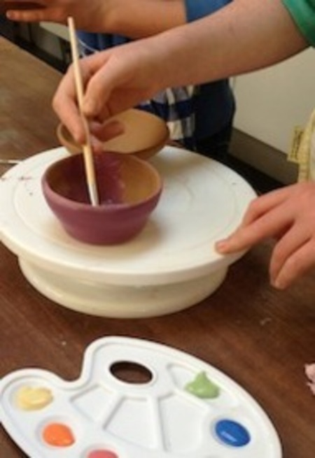 Kids Activities Clay Club: Kid's After School Pottery Classes by Slow Clay Centre