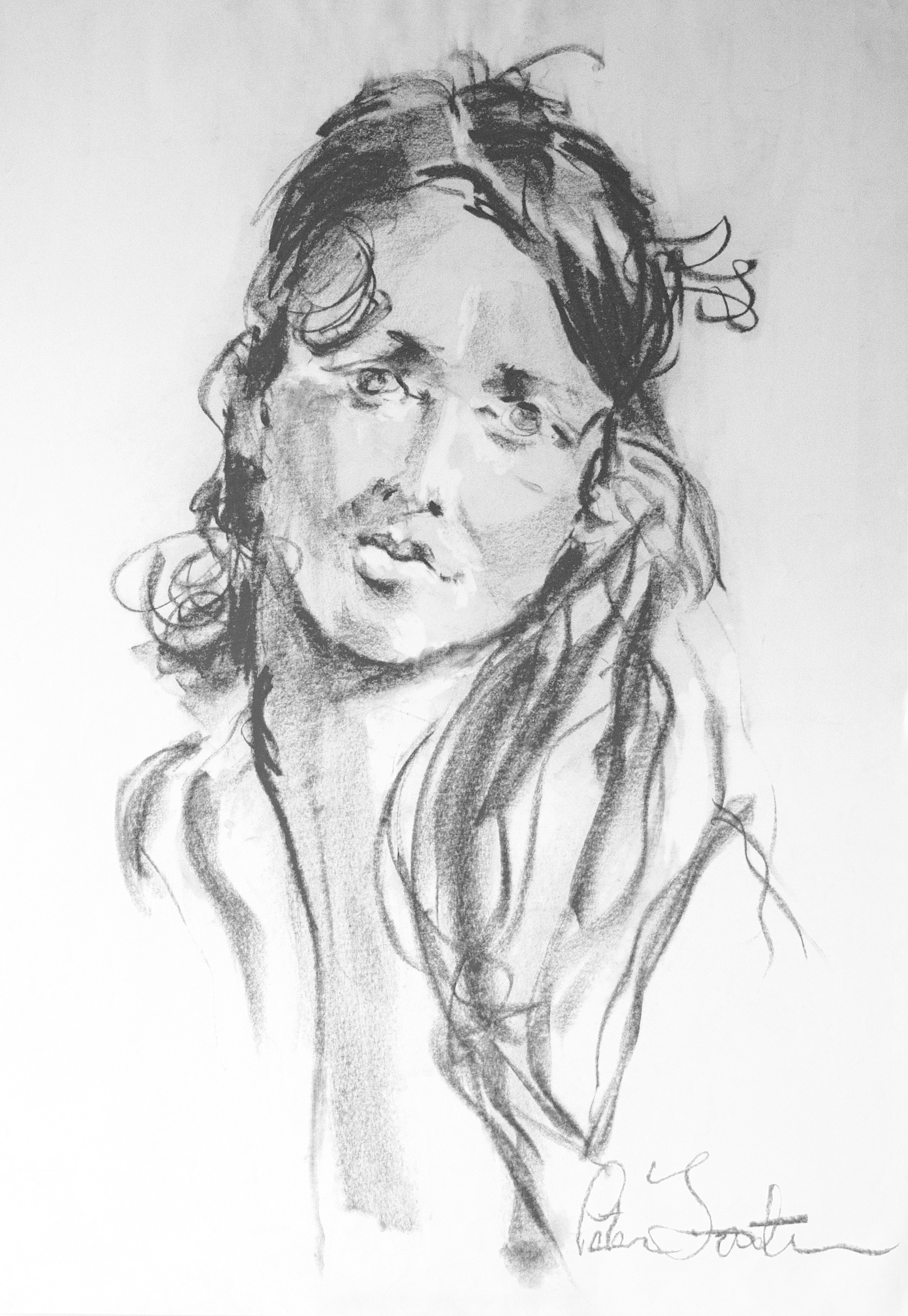 Art Classes Portraiture Workshop (and life drawing) by The Studio School of Creative Drawing