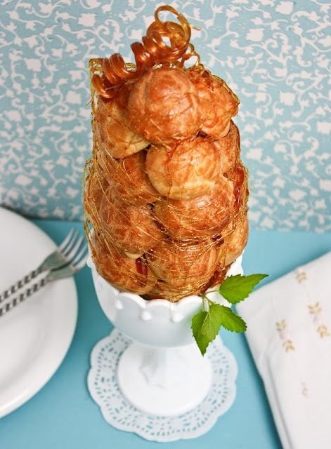 Baking Courses Croquembouche Workshop by Wild Oak