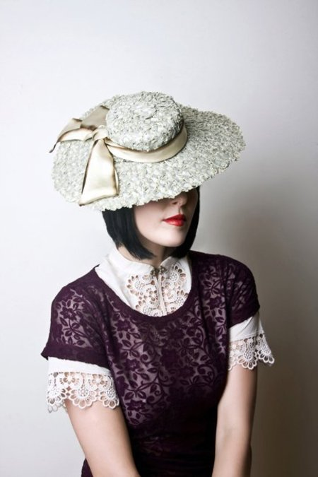 Craft Classes 5-Week Millinery Course by Julie Fleming Milliner