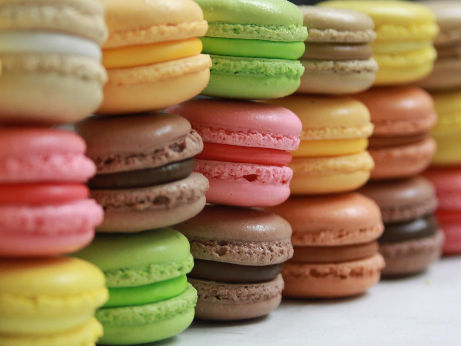 Baking Courses Macarons & Madeleines with Kylie Simpson by Sauce The Sauce Kitchen