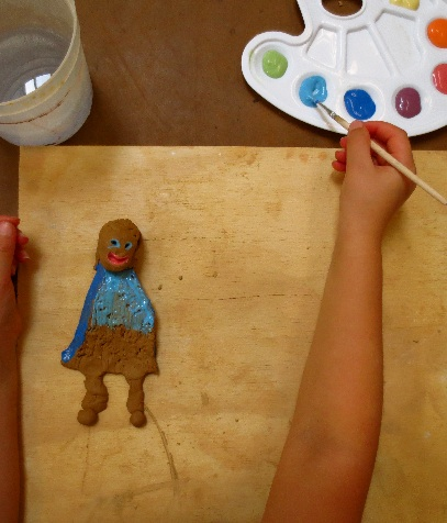 Kids Activities Clay Club: Kid's Holiday Class, 2xhalf-day pottery course by Slow Clay Centre