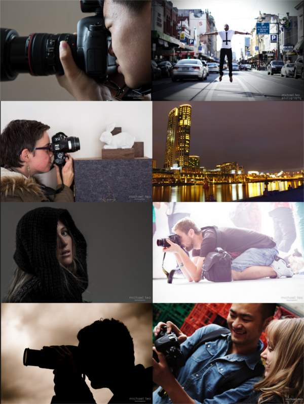 Photography Courses DSLR Photography Basics by Melbourne Photography Group