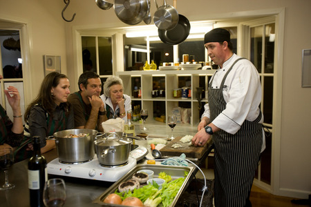 Cooking Classes Pasta Sauces & Pesto by Wild Oak