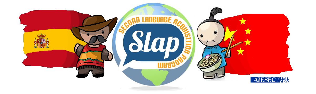 Language Classes Learn Spanish or Mandarin with SLAP! by AIESEC Monash