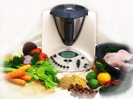 Cooking Classes Thermomix Demonstration by Wild Oak