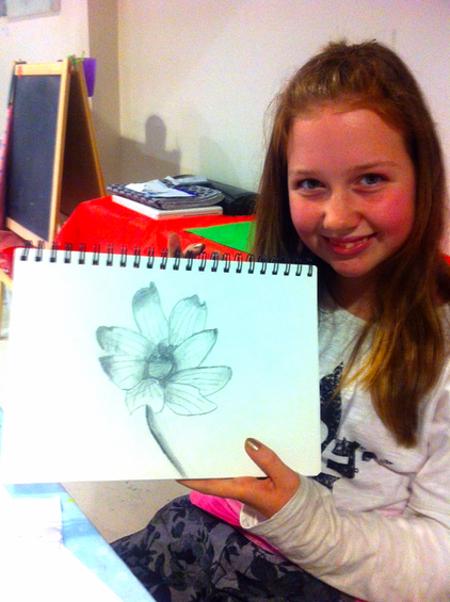 Kids Activities Homeschool Art (Ages 5-12) by Artea Art School Community and Party Venue