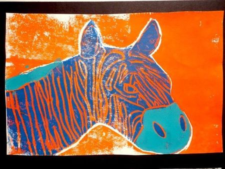 Kids Activities Paint Your Favourite Animal Printmaking by Artea Art School Community and Party Venue