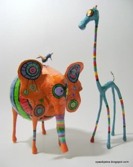 Kids Activities Paper Mache Pets by Artea Art School Community and Party Venue