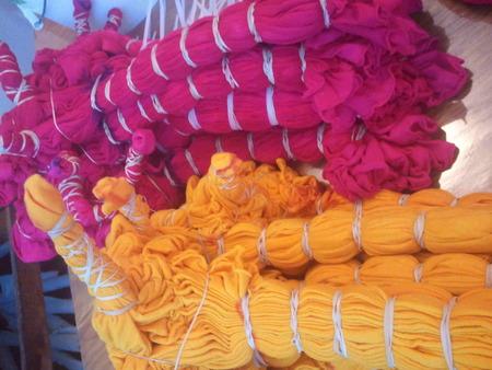 Kids Activities Tie-dye Techniques by Artea Art School Community and Party Venue