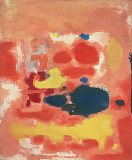 Kids Activities Paint like Rothko's by Artea Art School Community and Party Venue