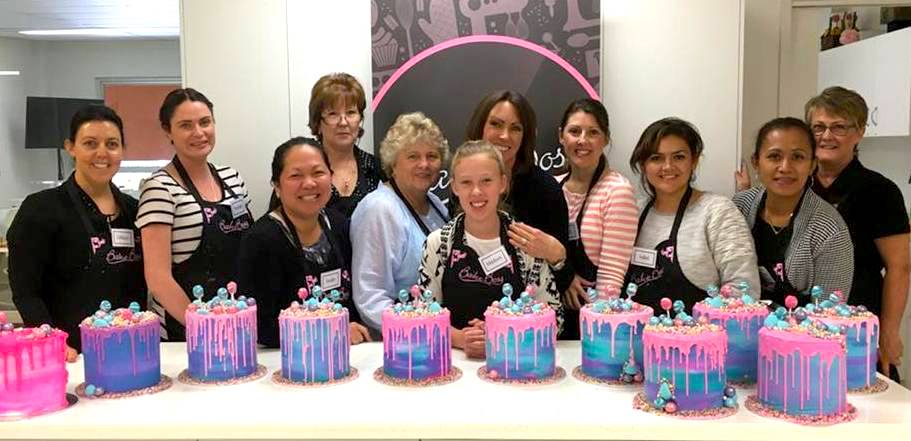 Cake Baking And Decorating Classes Sydney