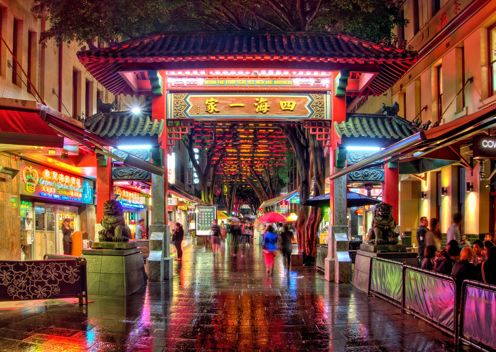 Taste of Chinatown with Taste Cultural Food Tours (Photo Credit to Flickr)