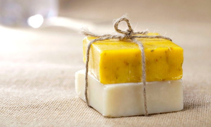 Soap Making For The Beginner - Melt & Pour Soap with Soy Candles