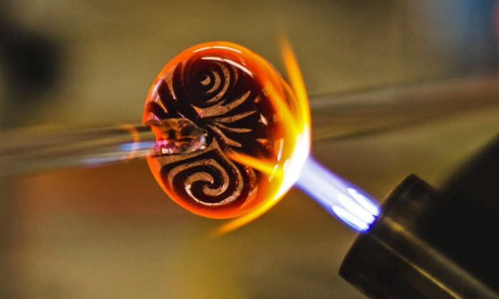 Introduction to Hot Glass by Blue Dog Glass (Via Groupon)