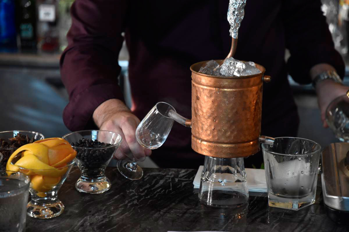 Local Craft Gin Master Class at Bad Frankie (Via Epicure)